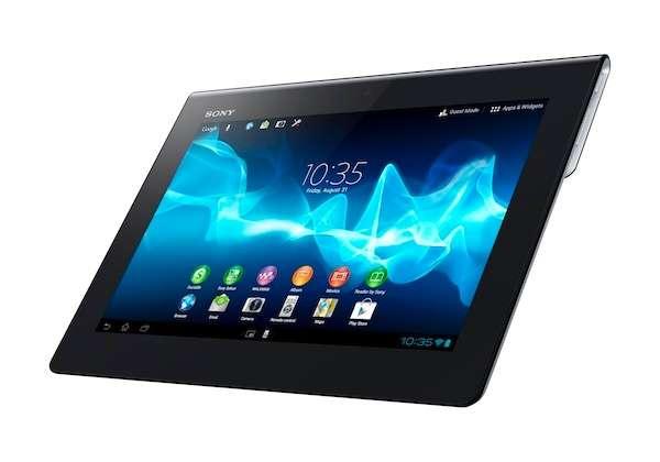 Xperia Tablet S volgt eerste Sony-tablet op