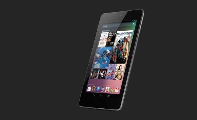 Google lanceert nieuwe Nexus 7 in de zomer
