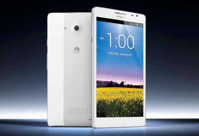 Review: Huawei Ascend Mate