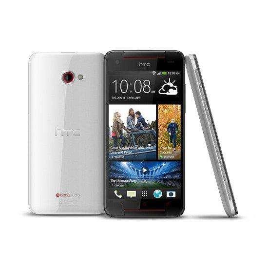 HTC toont smartphone met stevige accu