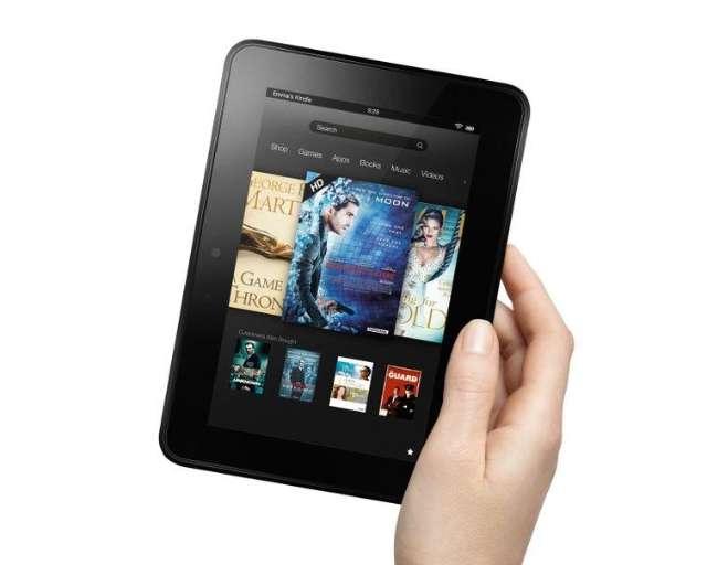Achtergrond: Waarom een tablet bij Amazon?