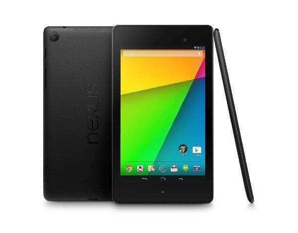 Google en Asus vernieuwen Nexus 7 grondig