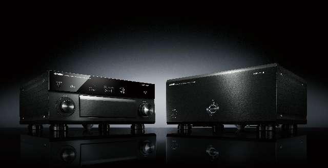 Yamaha AV-processor en eindversterker in aantocht