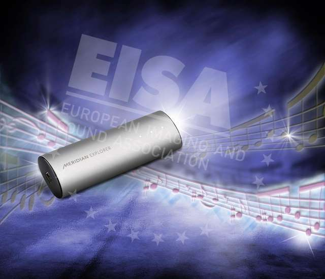 Beste USB-DAC: Meridian Explorer