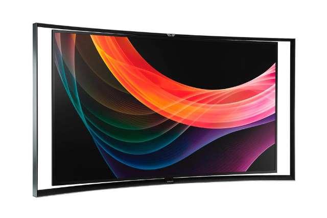 Review: Samsung KE55S9C OLED