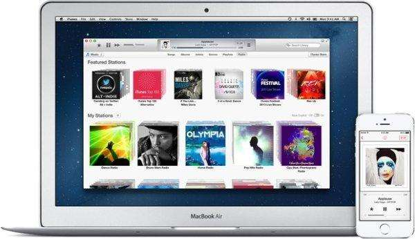 Apple lanceert iTunes 11.1