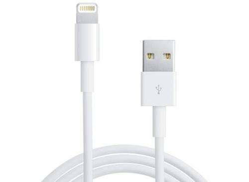 Apple moet universele iPhone-oplader aanbieden