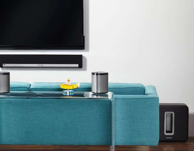 Review: Sonos Play:1