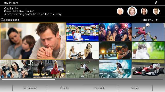 Panasonic My Stream