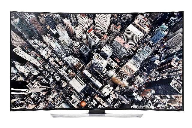 Review: Samsung 55HU8500