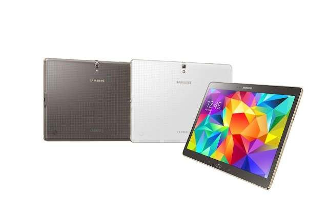 Ultradunne Samsung-tablet heeft AMOLED-scherm