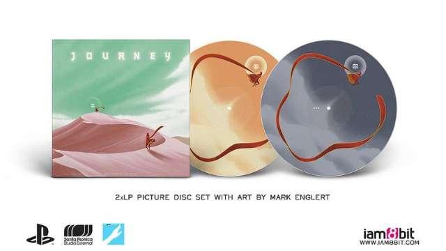 Vinyl-uitgave soundtrack Journey