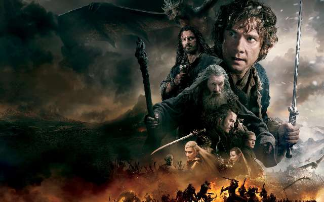 Win: 5 x een Blu-ray van The Hobbit: The Battle of the Five Armies
