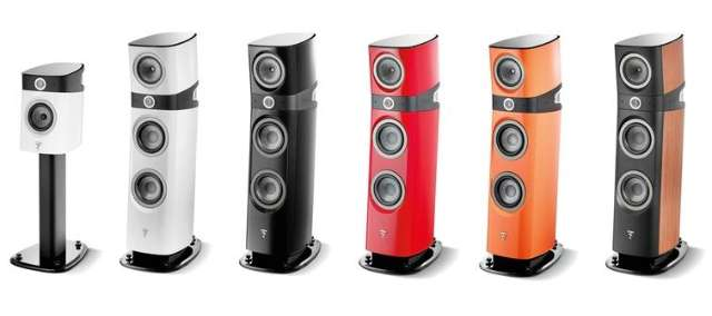Focal toont Sopra-speakers op High End München