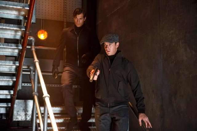 Trailer voor The Man From U.N.C.L.E.