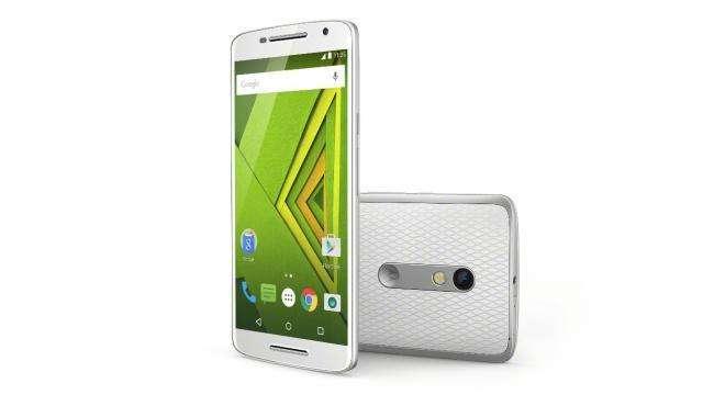 Motorola onthult nieuwe smartphones