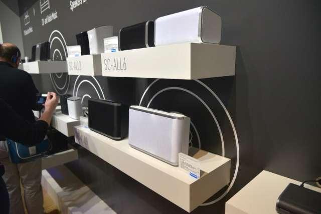 Panasonic gaat voor multiroom (ook onder de douche)