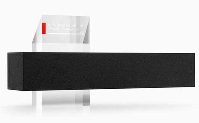 Meizu Gravity: zwevende Bluetooth speaker