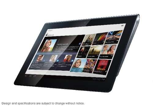 De Sony Tablet S1