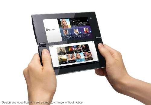 De Sony Tablet S2