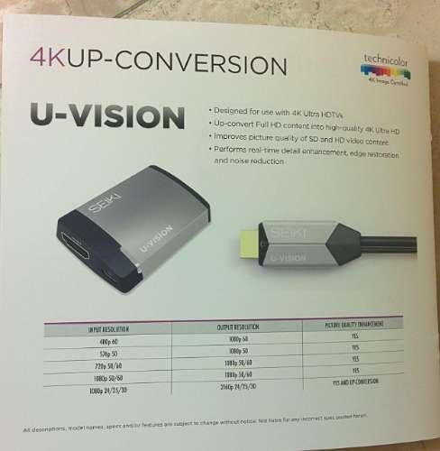 Seiki U-Vision