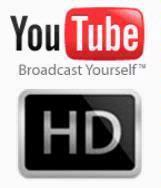 Youtube streamt in full HD