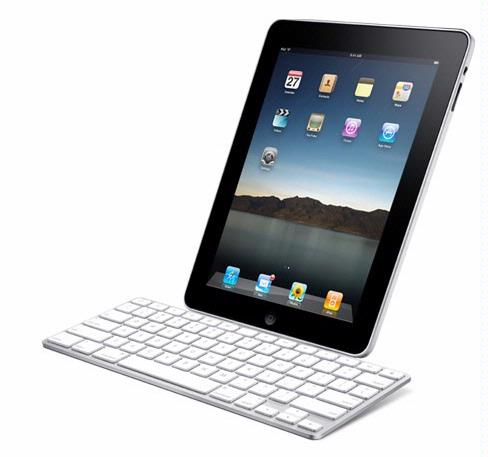 Steve Jobs onthult iPad