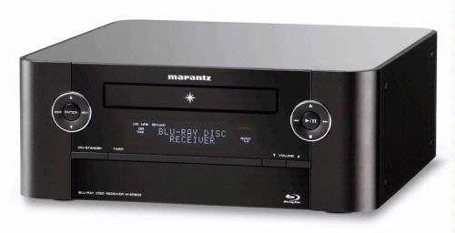 Marantz zet met de M-ER803 een fraaie alles-in-één neer met een duidelijke lifestyle-inslag.
