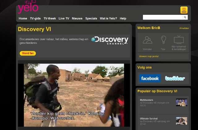Yelo Live TV