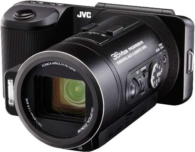 De lichtelijk spectaculaire GC-PX10 fotocorder