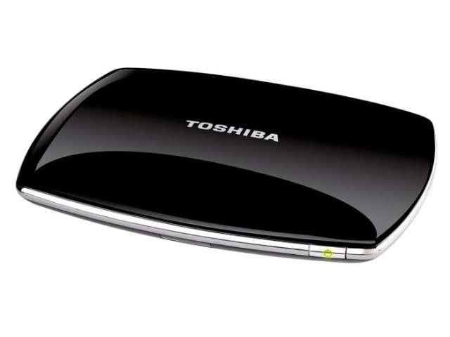 Toshiba STOR.E TV PRO koppelt tv en internet
