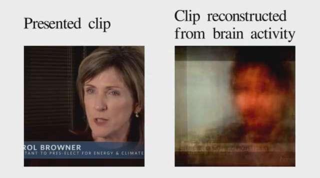Wetenschappers tappen beelden af in hersenen