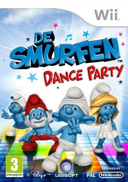 Review: De Smurfen - Dance Party