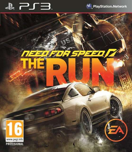 Review: Need For Speed - The Run