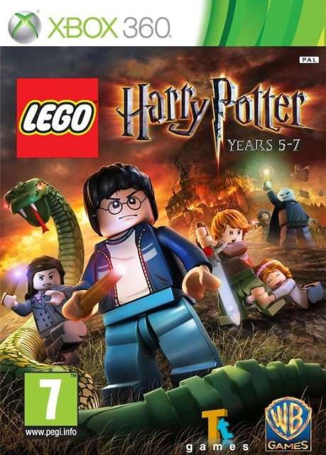 Review: LEGO Harry Potter: Jaren 5-7