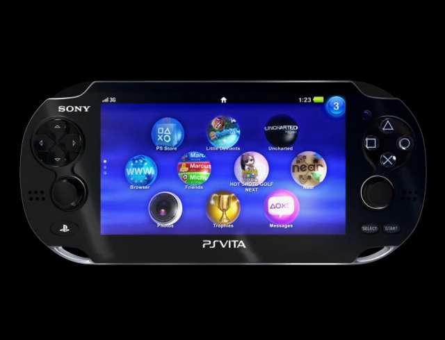 Sony heeft de PlayStation Vita gelanceerd in thuisland Japan.