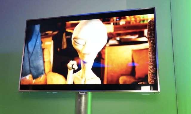 Videoverslag: Panasonic gaat voor 4K op minischerm