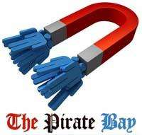 The Pirate Bay stopt met torrents (foto: TorrentFreak)