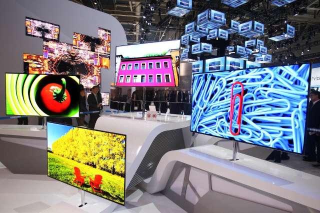 Samsung stoot afdeling LCD-schermen af