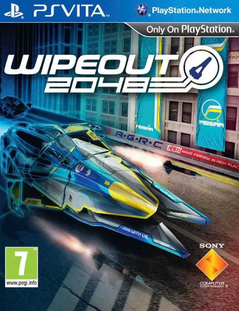 Review: WipEout 2048