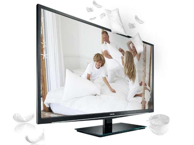 Veel variatie in TV- en Blu-ray-aanbod Toshiba