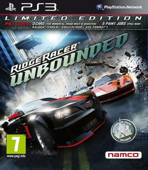 Review: Ridge Racer Unbounded