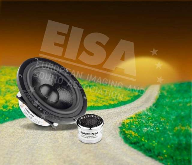 EISA Awards 2012-2013 In-car Electronics