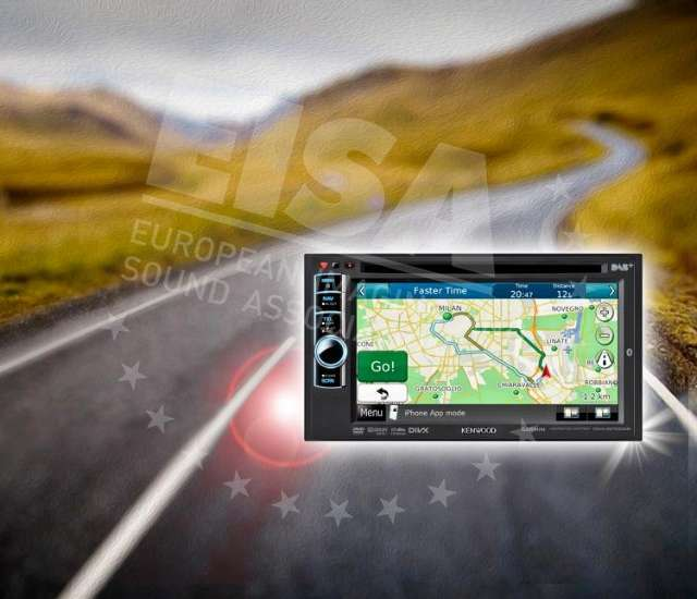 Beste in-car headunit: Kenwood DNX4210DAB