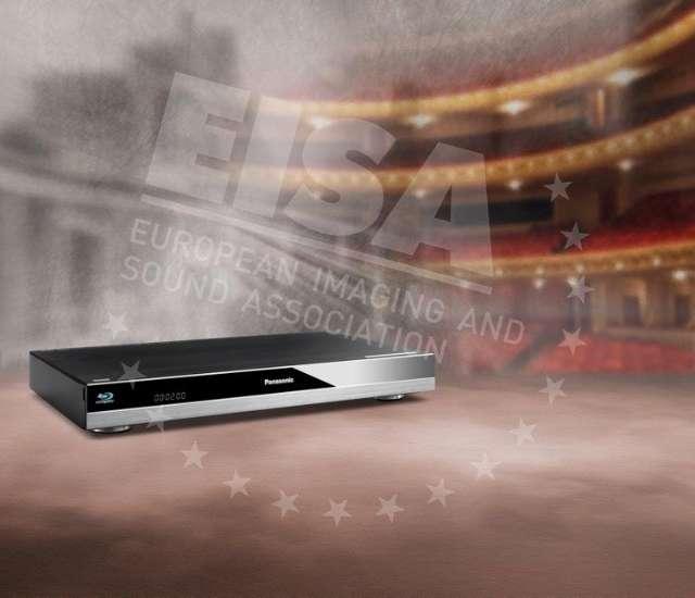 Beste Blu-ray-speler: Panasonic DMP-BDT500