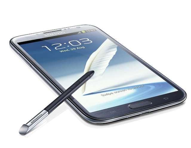 Galaxy Note II krijgt (nog) groter scherm