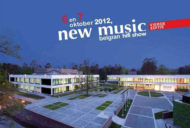 New Music Belgian Hifi Show 2012