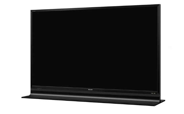 Ook Sharp plant 4K-televisie