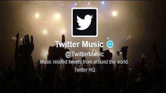 Twitter komt met eigen muziekapp