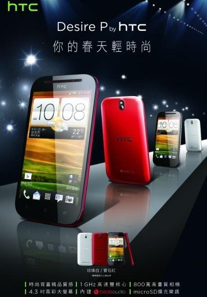 HTC Desire-reeks krijgt vervolg